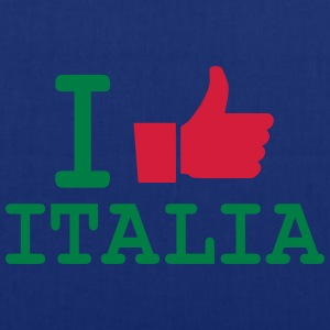 I like Italia full Casquettes et bonnets - Tote Bag