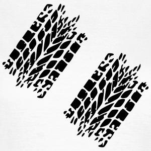 suchbegriff 39 reifenspuren 39 t shirts online bestellen spreadshirt. Black Bedroom Furniture Sets. Home Design Ideas