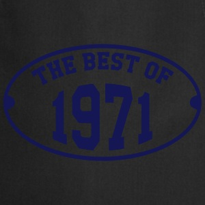 The Best of 1971 T-Shirts - Cooking Apron