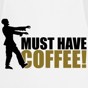 Must have COFFEE Tee shirts - Tablier de cuisine