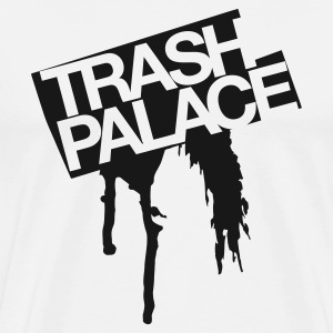 trash palace tanktop white boys - Men's Premium T-Shirt