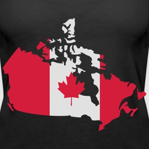 Kanada Tops - Frauen Premium Tank Top