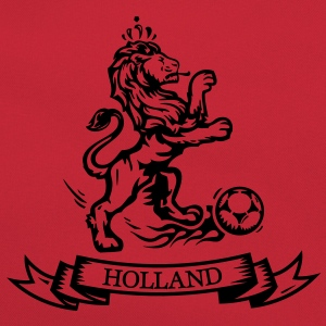 Lion de néerlandais de Football Vintage maillot Hollande Tee shirts - Sac Retro