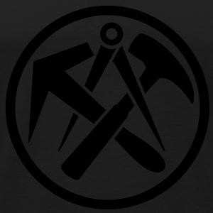 Dachdecker zunftzeichen  Suchbegriff: 'Dachdecker Zunftzeichen Zunftwappen' Geschenke ...