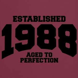 aged to perfection established 1988 (fi) Topit - Esiliina