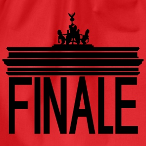 Brandenburger Tor Finale Shirt - Turnbeutel