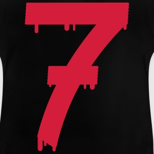 lucky number seven Shirts - Baby T-Shirt