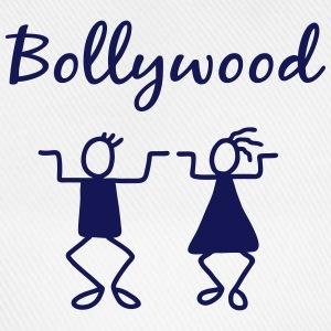 Bollywood - Indien Dance T-Shirts - Baseballkappe
