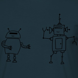 Robo Dance Hoodies & Sweatshirts - Men's T-Shirt