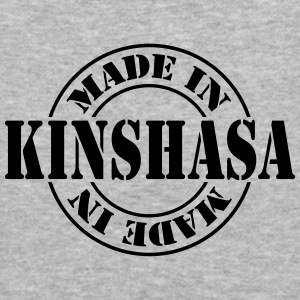 made_in_kinshasa_m1 Sweat-shirts - Tee shirt près du corps Homme