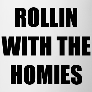 Rollin With The Homies T-shirts - Mok