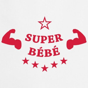 Super Bébé Shirts - Cooking Apron