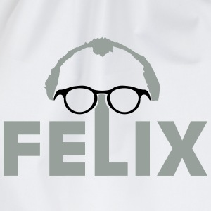 Felix with glasses T-Shirts - Drawstring Bag