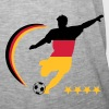 Soccer Player Germany Trousers & Shorts - Men's Vintage T-Shirt