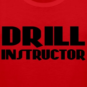 Drill Instructor Tee shirts - Débardeur Premium Homme