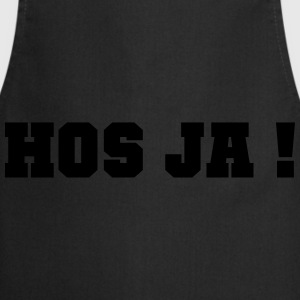 Hos Ja T-Shirts - Cooking Apron
