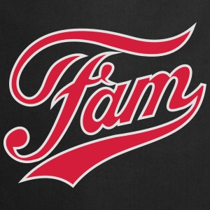 Fam Shirts - Cooking Apron