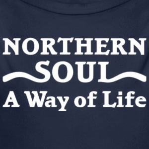 Northern Soul Way of Life T-Shirts - Longsleeve Baby Bodysuit