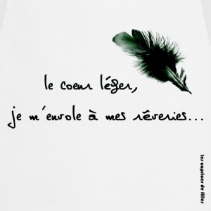 Reveries Tee shirts - Tablier de cuisine