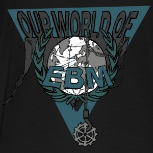 Our World of EBM - Männer Premium T-Shirt