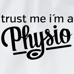 Trust Me I´m A Physio T-Shirts - Drawstring Bag