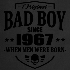 Bad Boy Since 1967 T-shirts - Forklæde
