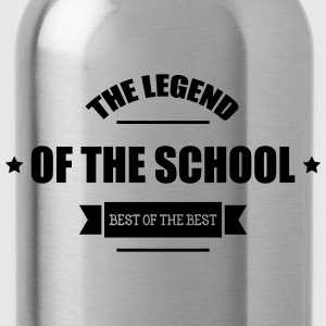 The Legend of the School T-shirts - Drikkeflaske