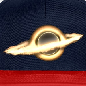 Black Hole, Infinity, Outer Space, Science Fiction Camisetas - Gorra Snapback