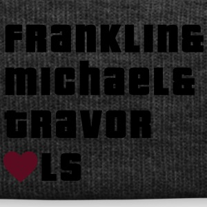 Franklin, Michael et Travor amour LS Tee shirts - Bonnet d'hiver