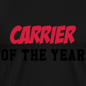 Carrier of the year Schürzen - Männer Premium T-Shirt