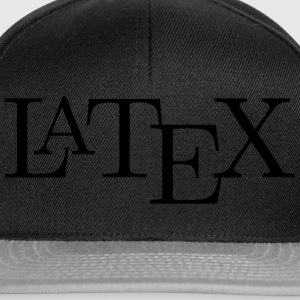 LaTeX T-shirts - Snapback Cap
