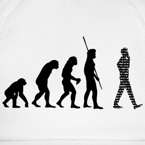Binary Evolution Cell T-shirts - Baseballkasket