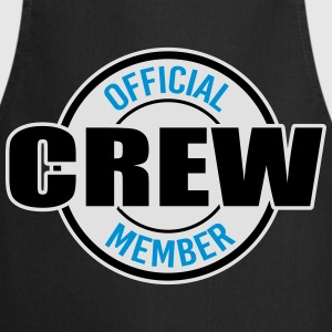 Official Crew Memeber T-Shirts - Cooking Apron