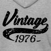 Vintage 1976 Hoodies & Sweatshirts - Men's Premium Hooded Jacket