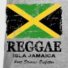 Jamaica - Reggae - Vintage Look  Trousers & Shorts - Men's Vintage T-Shirt