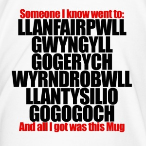 Llanfair Mug - Men's Premium T-Shirt