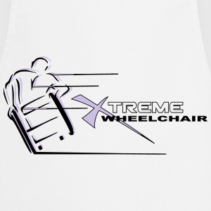Xtreme wheelchair T-Shirts - Cooking Apron