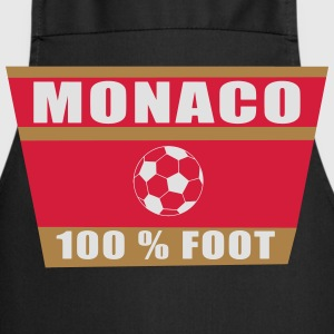 Monaco football Tee shirts - Tablier de cuisine