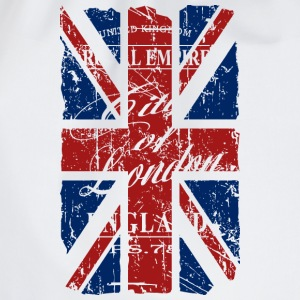 Union Jack - London - Vintage Look  Urheiluvaatetus - Jumppakassi