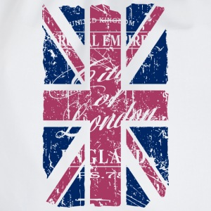 Union Jack - London - Vintage Look  T-paidat - Jumppakassi