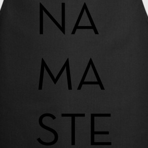 NAMASTE-3 (3) T-Shirts - Cooking Apron