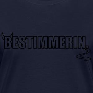 suchbegriff 39 bestimmerin 39 t shirts online bestellen. Black Bedroom Furniture Sets. Home Design Ideas