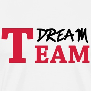 Dream Team Tops - Mannen Premium T-shirt