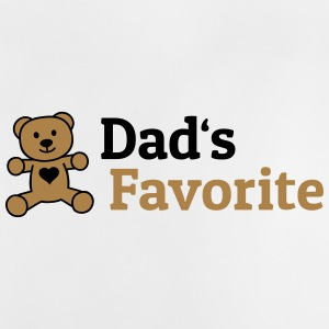 Dads Favorite dads favorit Accessories - Baby T-shirt