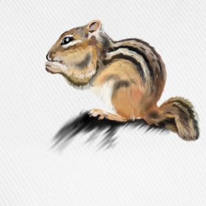 chipmunk Accessories - Baseball Cap