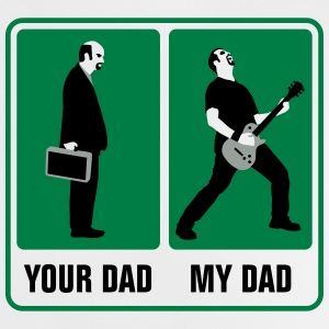 your_dad_my_dad_guitar_player02_3c Accessoires - Baby T-Shirt