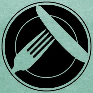 suchbegriff 39 besteck und teller 39 t shirts online bestellen spreadshirt. Black Bedroom Furniture Sets. Home Design Ideas