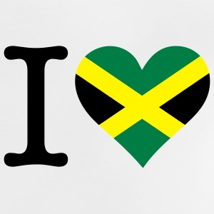 I Love Jamaica Accessories - Baby T-shirt