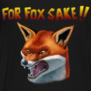 For Fox Sake!! Vestes et gilets - T-shirt Premium Homme