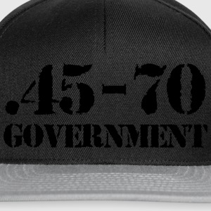 45-70 caliber ammo Tee shirts - Casquette snapback